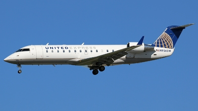 N956SW - Bombardier CRJ-200ER - United Express (SkyWest Airlines)