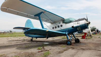 UP-A0108 - PZL-Mielec An-2 - Private