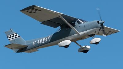 A picture of FHURY - Cessna FRA150M Aerobat - [0277] - © Hervé Champain