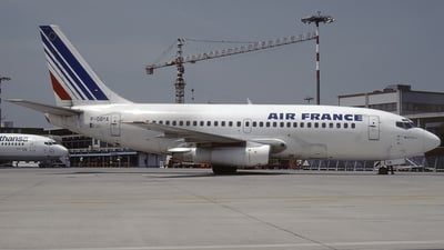 F-GBYA - Boeing 737-228(Adv) - Air France