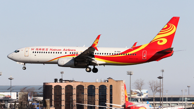 B-1501 - Boeing 737-84P - Hainan Airlines