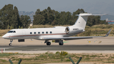 N188ES - Gulfstream G-V - Private