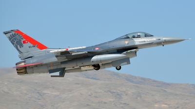 93-0674 - Lockheed Martin F-16C Fighting Falcon - Turkey - Air Force
