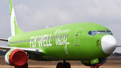 ZS-ZWQ - Boeing 737-8K2 - Kulula.com