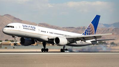 N533UA - Boeing 757-222 - United Airlines