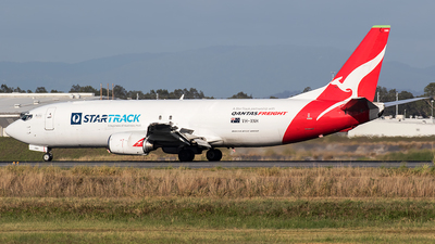 VH-XNH - Boeing 737-4S3(SF) - Qantas Freight (Express Freighters Australia)