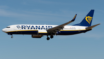 A picture of SPRSD - Boeing 7378AS - Ryanair - © Miguel Viana Trajano