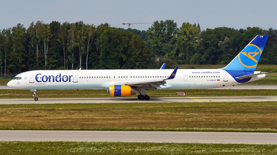 A picture of DABOE - Boeing 757330 - Condor - © Jan Eisenkolb