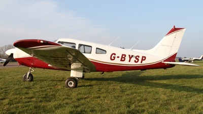 G-BYSP - Piper PA-28-181 Archer II - Take Flight Aviation