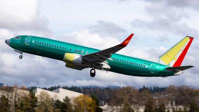 N1786B - Boeing 737-87L - Kunming Airlines