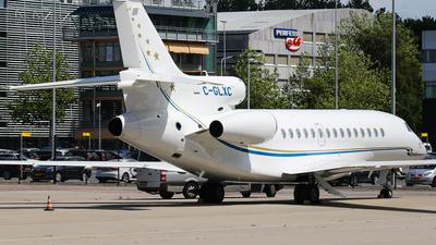 C-GLXC - Dassault Falcon 7X - Private