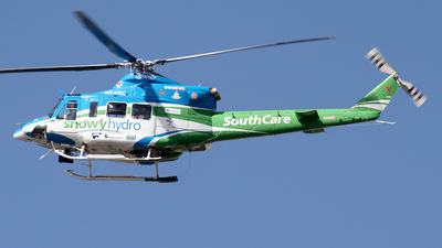 A picture of VHNSC - Bell 412 - [33029] - © Wal Nelowkin