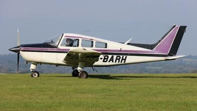 G-BARH - Beechcraft C23 Sundowner - Private