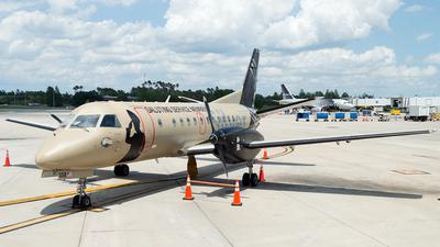 N412XJ - Saab 340B+ - Silver Airways