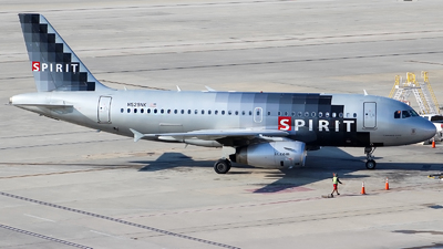 N529NK - Airbus A319-132 - Spirit Airlines