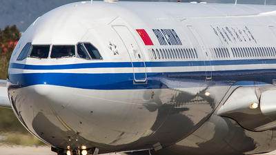 B-5958 - Airbus A330-343 - Air China
