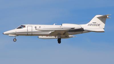 N913CK - Bombardier Learjet 35 - Kalitta Charters II
