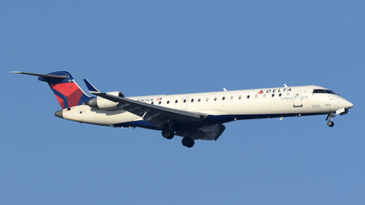 A picture of N367CA - Mitsubishi CRJ701ER - Delta Air Lines - © DJ Reed - OPShots Photo Team