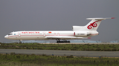 EX-00001 - Tupolev Tu-154M - Kyrgyzstan - Government