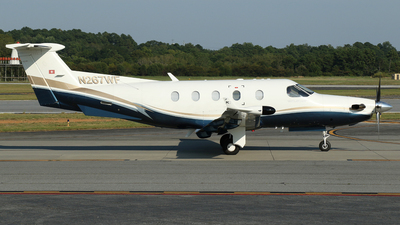 N267WF - Pilatus PC-12/45 - Private