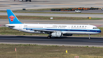 B-6628 - Airbus A321-231 - China Southern Airlines