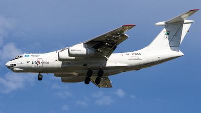 UP-I7655 - Ilyushin IL-76TD-90 - Sigma Airlines