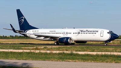 9H-CRI - Boeing 737-85F - Blue Panorama Airlines
