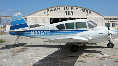 N3397P - Piper PA-23-160 Apache - Private