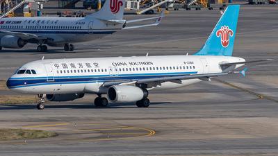 A picture of B2369 - Airbus A320232 - [0900] - © Yan Shuai