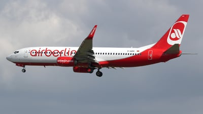 D-ABMV - Boeing 737-86J - Air Berlin