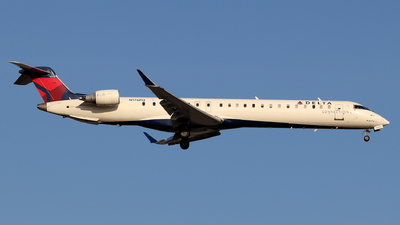 A picture of N176PQ - Mitsubishi CRJ900LR - Delta Air Lines - © Andriy Yegorov