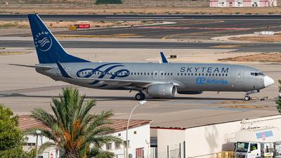 EC-LPQ - Boeing 737-85P - Air Europa