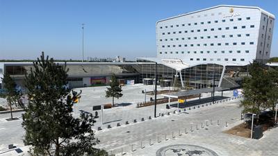 EHEH - Airport - Terminal