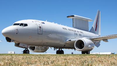 A30-004 - Boeing 737-7ES Wedgetail - Australia - Royal Australian Air Force (RAAF)