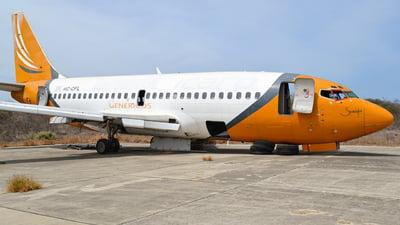 HC-CFL - Boeing 737-236(Adv) - Untitled