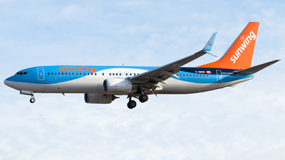 A picture of CGWVB - Boeing 7378K5 - [37242] - © Alex I.