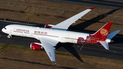 N5505V - Boeing 787-9 Dreamliner - Juneyao Airlines