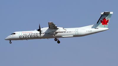 C-GJZR - Bombardier Dash 8-Q402 - Air Canada Express (Jazz Aviation)