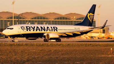 A picture of EIEKM - Boeing 7378AS - Ryanair - © Fryderyk Kastelnik/ Fred Aviation