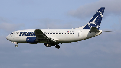 YR-BGA - Boeing 737-38J - Tarom - Romanian Air Transport