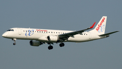 EC-LKM - Embraer 190-200LR - Air Europa