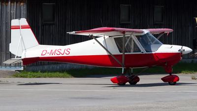 A picture of DMSJS - Ikarus C42 - [98026054] - © Andreas van den Berg