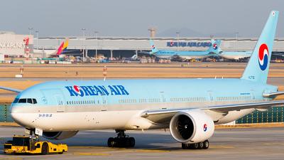 HL7782 - Boeing 777-3B5ER - Korean Air