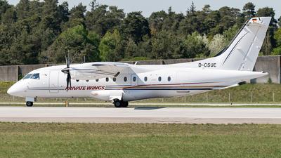 D-CSUE - Dornier Do-328-110 - Private Wings