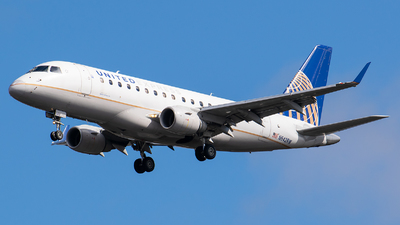 N642RW - Embraer 170-100SE - United Express (Republic Airlines)