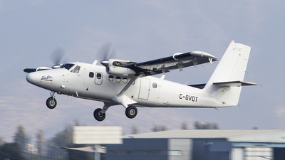 A picture of CGVOT - Viking DHC6400 Twin Otter -  - © Vicente Quezada Duran