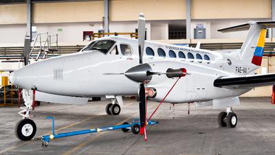 FAE-1141 - Beechcraft B300 King Air 350i - Ecuador - Air Force