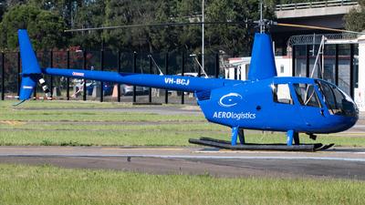 VH-BCJ - Robinson R44 Raven - Aero Logistics