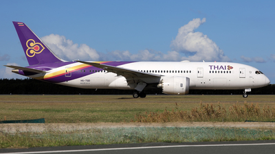 HS-TQD - Boeing 787-8 Dreamliner - Thai Airways International