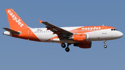 OE-LQR - Airbus A319-111 - easyJet Europe